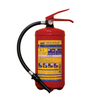 Огнетушитель ОВП- 4(з) МИГ зимний