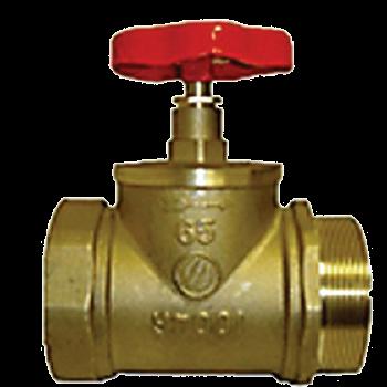 Клапаны пожарные латунные под углом - 90° и 125° Ру 1,6 МПа, Клапаны пожарные чугунные под углом - 125° Ру 1,6 МПа, Клапаны пожарные латунные прямоточные КПЛП (15Б3р) Ру 1,6 МПа, Комплект муфт и контргаек, Клапаны (вентиль) запорный муфтовый латунный 15Б3